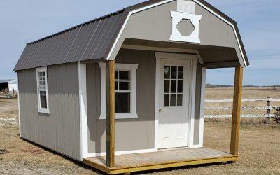 Lofted Barn 6'3″ Walls W100177