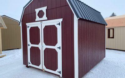 Lofted Barn 6'3″ Walls